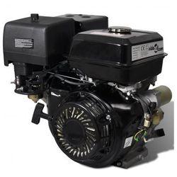 Czarny silnik benzynowy 9,6 kW z elektrycznym napędem Zapisz się do naszego Newslettera i odbierz voucher 20 PLN na zakupy w VidaXL!