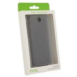 Oryginalna obudowa HTC Hard Shell HC 931 - transparentna - HTC Desire 310