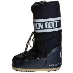 Moon Boot Kozaki denim blue