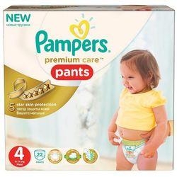 PAMPERS Premium Care Pants 4 Maxi 22szt Pieluchomajtki