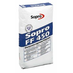 Elastyczna zaprawa klejowa FF 450 Sopro 25kg