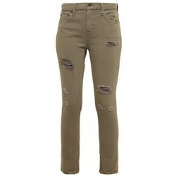 GAP Jeansy Relaxed fit khaki