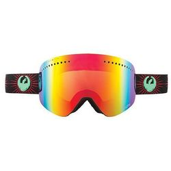 okulary Dragon NFX - Palm Springs/Red Ionized/Yellow Blue Ionized