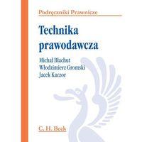 Technika prawodawcza (opr. miękka)