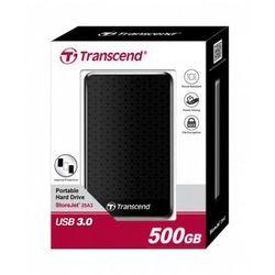 Transcend StoreJet 25 A3 500GB 2,5
