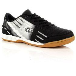 HASBY czarne buty młodzieżowe sportowe halowe