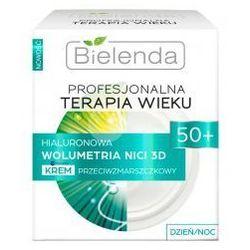 Bielenda PTW Hialuronowa Wolumetria Nici 3D 50+ (W) krem przeciwzmarszczkowy na dzień/noc 50ml
