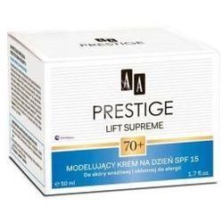 AA Prestige Lift Supreme 70+ (W) modelujący krem na dzień SPF15 50ml