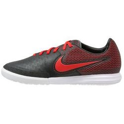 Nike Performance MAGISTAX FINALE IC Halówki black/challenge red/white