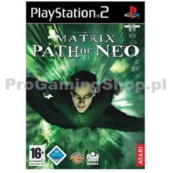 The Matrix Path of Neo (PS2)