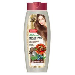 Naturalny szampon do włosów dziegciowy przeciwłupieżowy 450ml