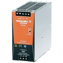 Zasilacz na szynę DIN Weidmueller CP M SNT 250W 24V 10A 8951360000