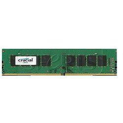 Pamięć RAM Crucial 16GB 2400MHz DDR4 CL17 Unbuffered DIMM - CT16G4DFD824A