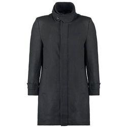 Best Mountain Płaszcz wełniany /Płaszcz klasyczny noir