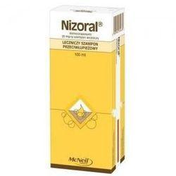 Nizoral szampon przeciwłupieżowy 100 ml