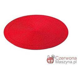 Podkładka na stół Authentics Dot czerwona