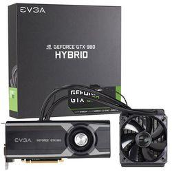 EVGA GeForce GTX 980 4096MB 256bit Hybrid Gaming