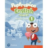 Poptropica English Islands 1 Activity Book - Susannah Malpas (opr. miękka)