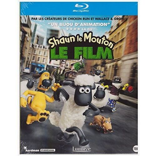 Animation - Shaun Le Mouton - Le Film
