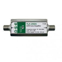 Wzmacniacz antenowy DSE TLA-200A 15-30dB reg. 12V Oferta