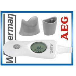 Termometr AEG FT 4925 do czoła, ucha
