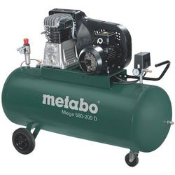 METABO MEGA 580-200 D SPRĘŻARKA TŁOKOWA