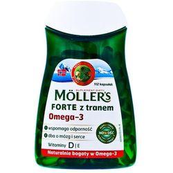 Mollers forte x 112 kaps