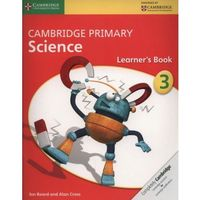 Cambridge Primary Science Stage 3 Learner's Book (opr. miękka)