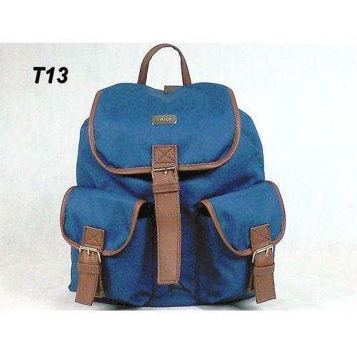 b7e452f05d2e6 Polski Duży Plecak Vintage Plecaki Hipster granat - T13 - porównaj ...