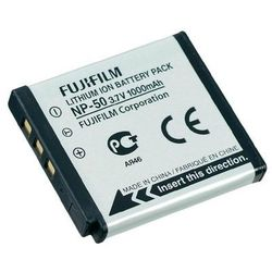 Akumulator FUJIFILM NP-50, 1000 mAh, 3,7 V