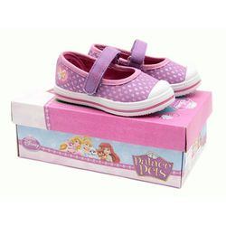 Palace Pets, wiosenne buty dla dziewczynki Disney Princess Różowy