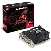 Karta graficzna POWERCOLOR Radeon RX 550 Red Dragon 2GB
