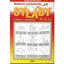 Akademia przedszkolaka Sylaby (opr. miękka)