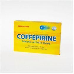 Coffepirine tabl.x 6