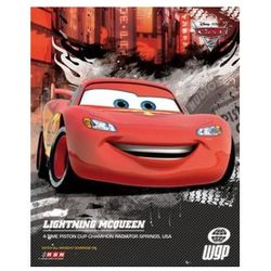 Cars 2 Lightning World Gp - plakat