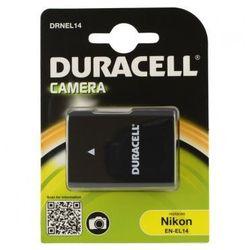Akumulator Duracell EN-EL14 do Nikon Df D3100 D3200 D3300