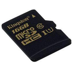 Karta pamięci KINGSTON Micro SDHC 16GB