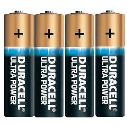 Baterie AA Duracell Ultra LR06 MN1500, 1.5 V, Alkaliczno-manganowe, 4 szt.