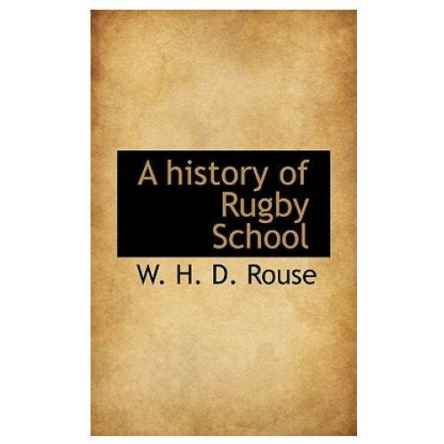 History of Rugby School
