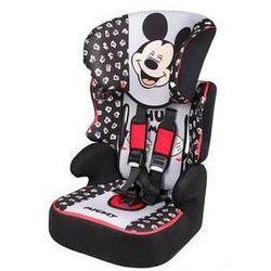 Fotel samochodowy Nania Beline SP 2016, Mickey 9-36 kg Czarna/Szara