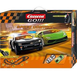 CARRERA Tor wyścigowy GO Speed Control