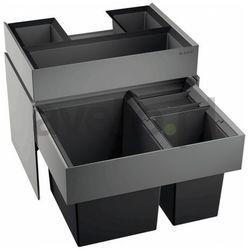 Sortownik odpadów, kosz na śmieci, potrójny BLANCO SELECT 60/3 XL Orga (520782)