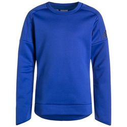 adidas Performance ATHLETICS Z.N.E. Bluza z polaru bold blue/black