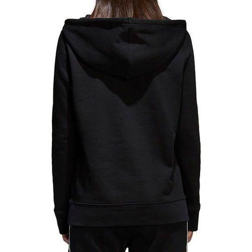 kupować tanie z rabatem ekskluzywny asortyment adidas Originals ADICOLOR TREFOIL HOODIE Bluza z kapturem ...