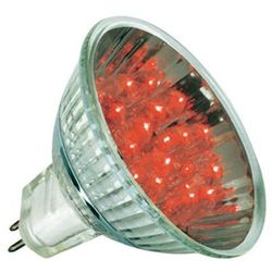 Żarówka LED Paulmann 28002, 1 W, czerwony, 12 V, 10000 h