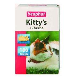Beaphar Kitty's Cheese przysmak dla kotów