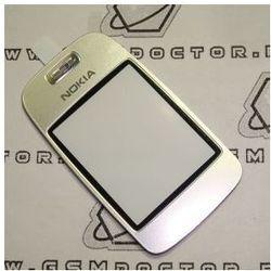 Obudowa Nokia 6101 szybka srebrna