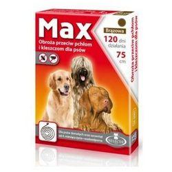 Selecta HTC Max Obroża dla psa przeciw pchłom i kleszczom 75cm