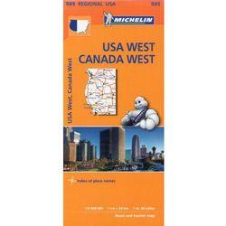 USA West Canada West