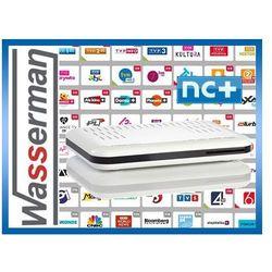 Telewizja na kartę NC+ z dekoderem ITI2850 + naziemna
